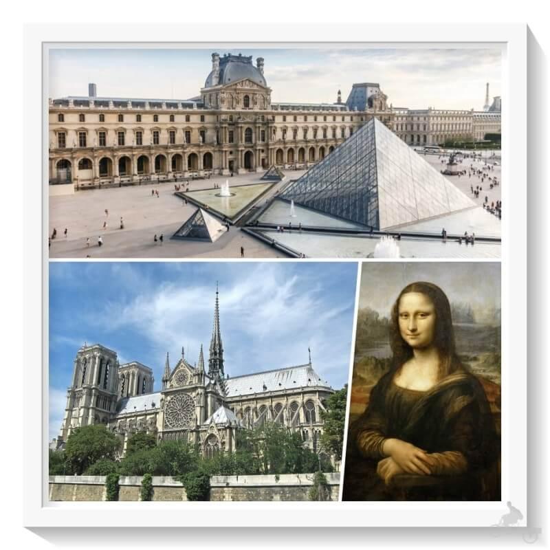 lugares que ver en Paris en 3 dias