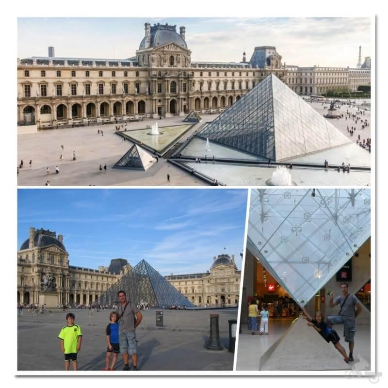 museo del louvre que visitar en Paris