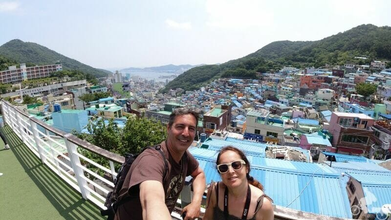 que ver en Gamcheon Culture Village