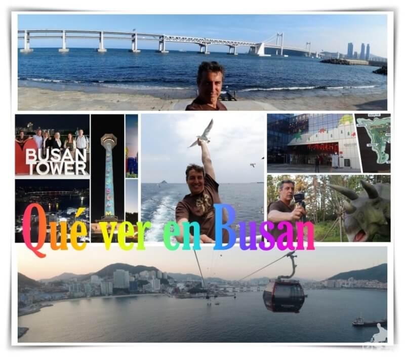 Qué ver en Busan - crucero por Japón y Corea del Sur