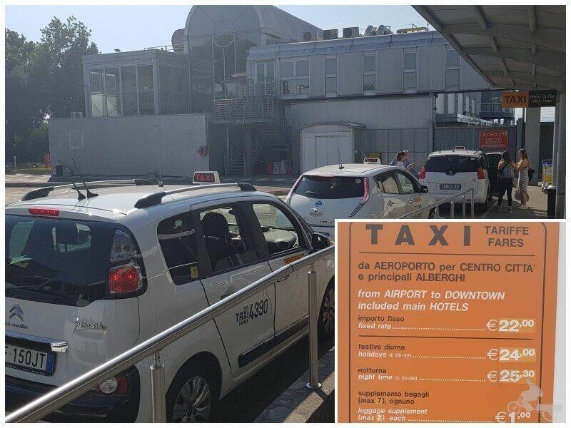 taxi aeropuerto florencia