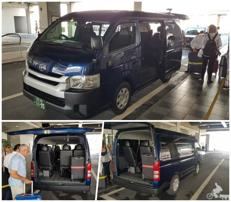transporte civitatis aeropuerto tokio