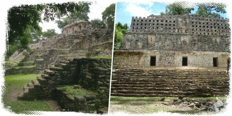 ruinas de yaxchilán