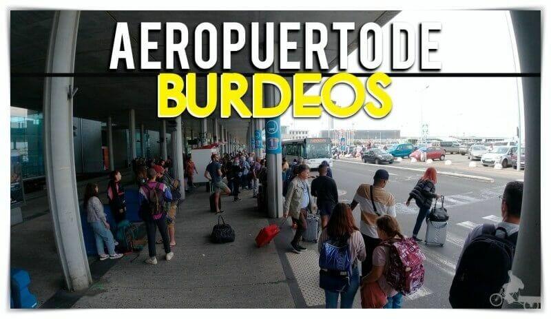 aeropuerto de Burdeos