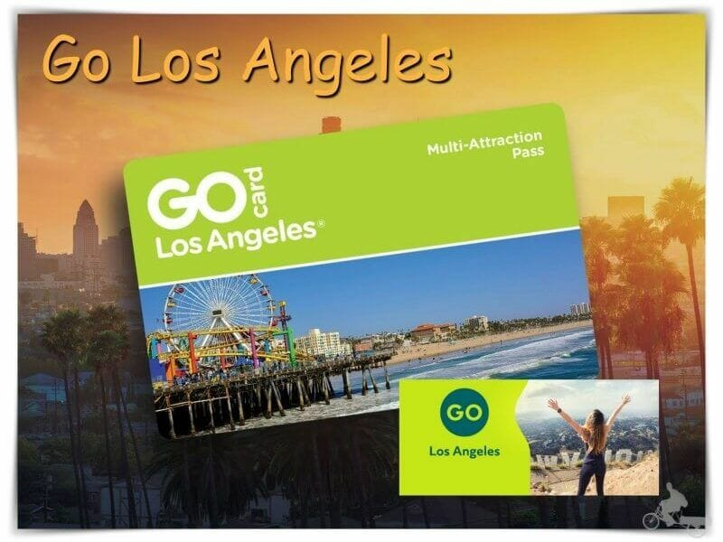 Go los angeles explorer pass