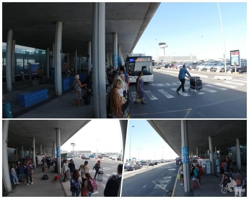 autobus 1 aeropuerto burdeos