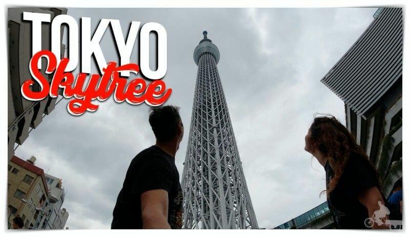 tokyo skytree Tokio