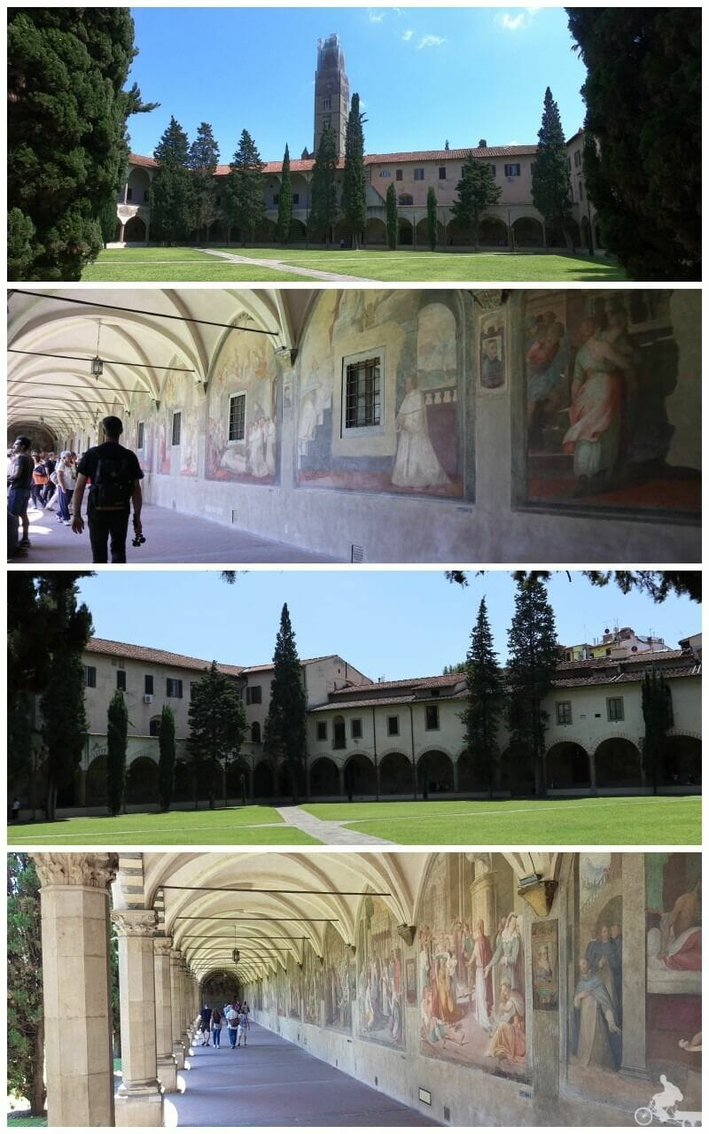 claustro grande - santa maria novella