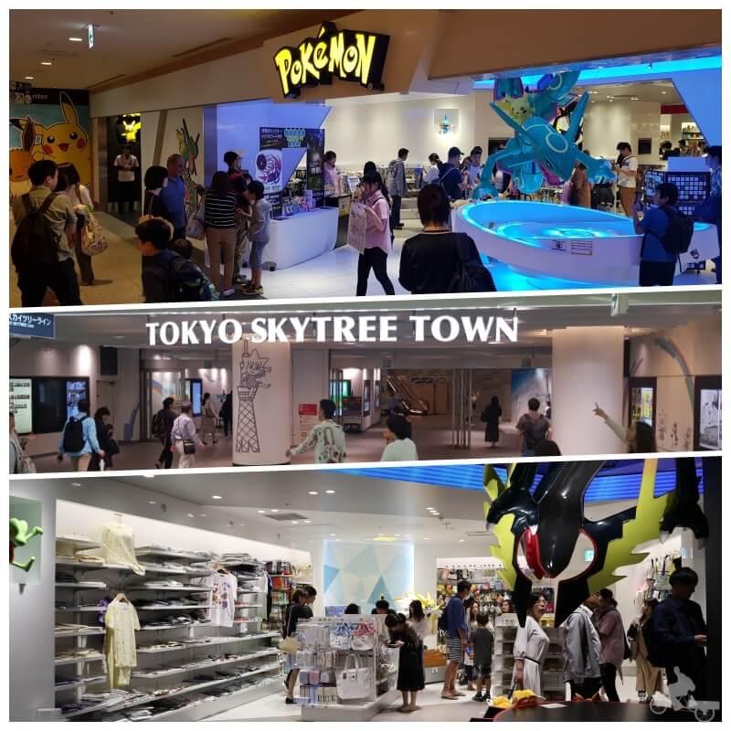 pokemon tokyo skytree