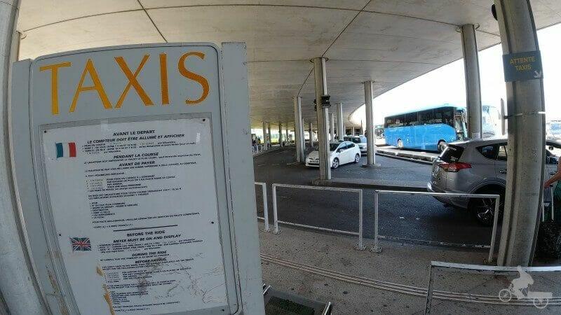 taxis aeropuerto burdeos
