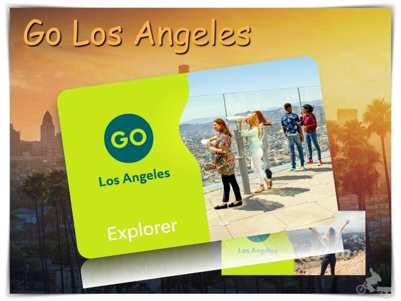 Go Los Angeles City card