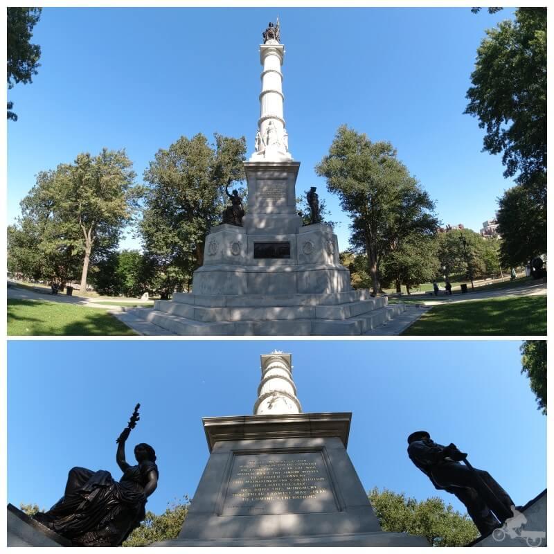 Monumento a Soldados y Marineros - common park