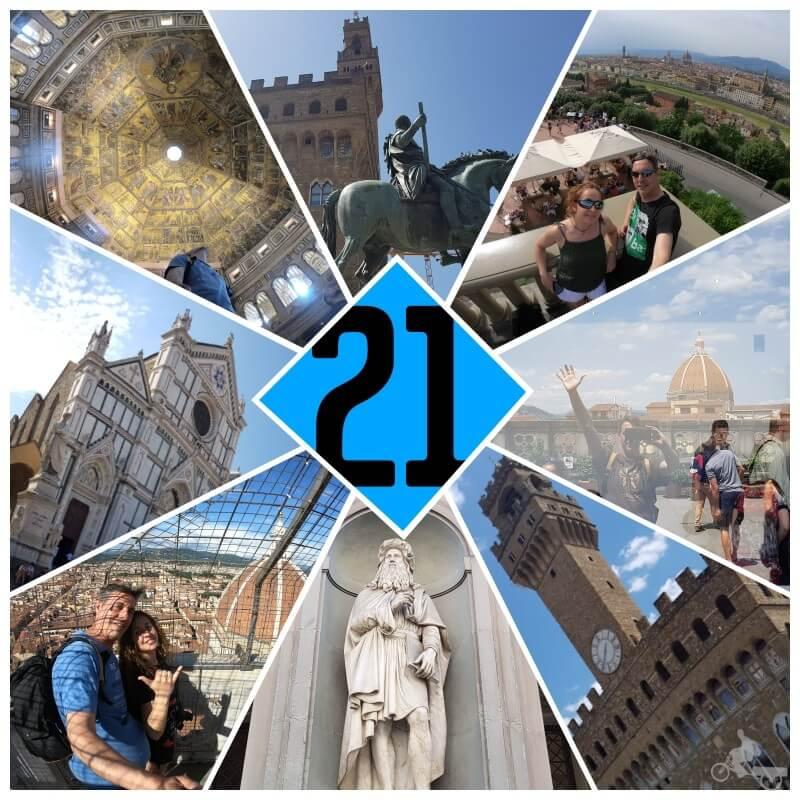 monumentos que ver en Florencia