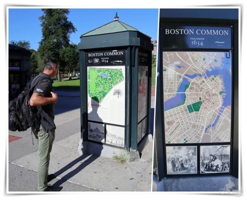 parque boston common park