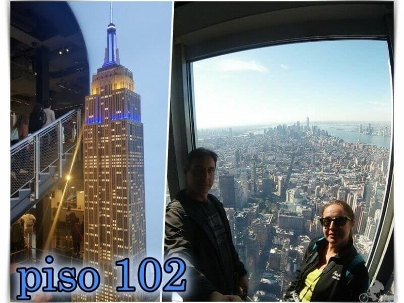 piso 102 empire state building