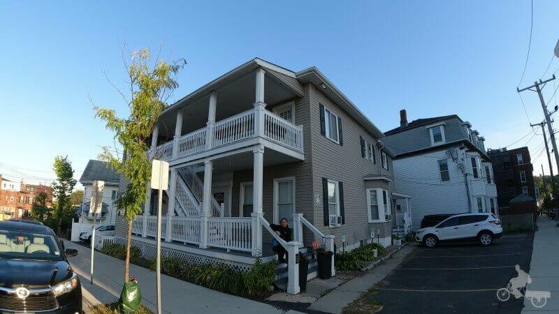 apartamento en Boston con airbnb