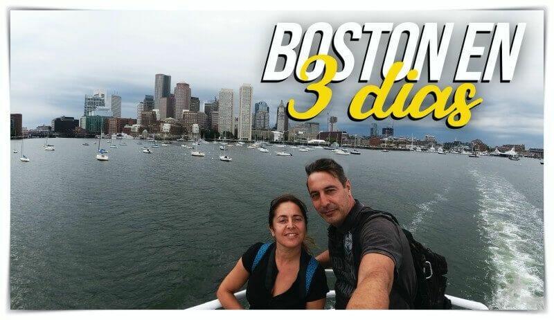 qué ver en Boston en 3 días