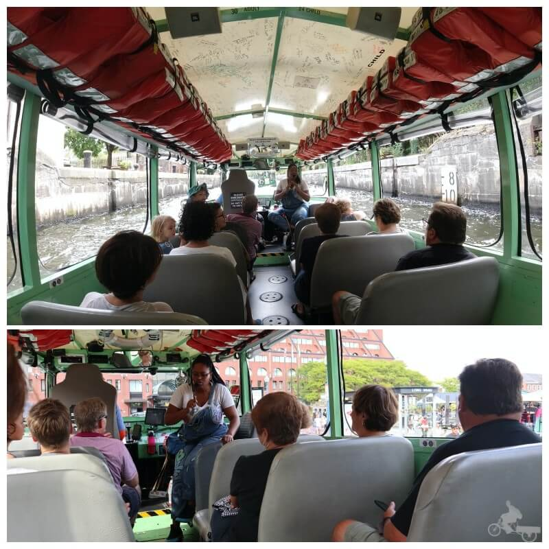anfibio boston duck tours guia