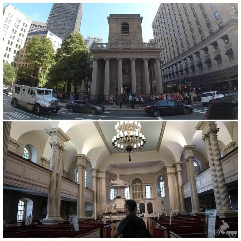 king´s chapel boston
