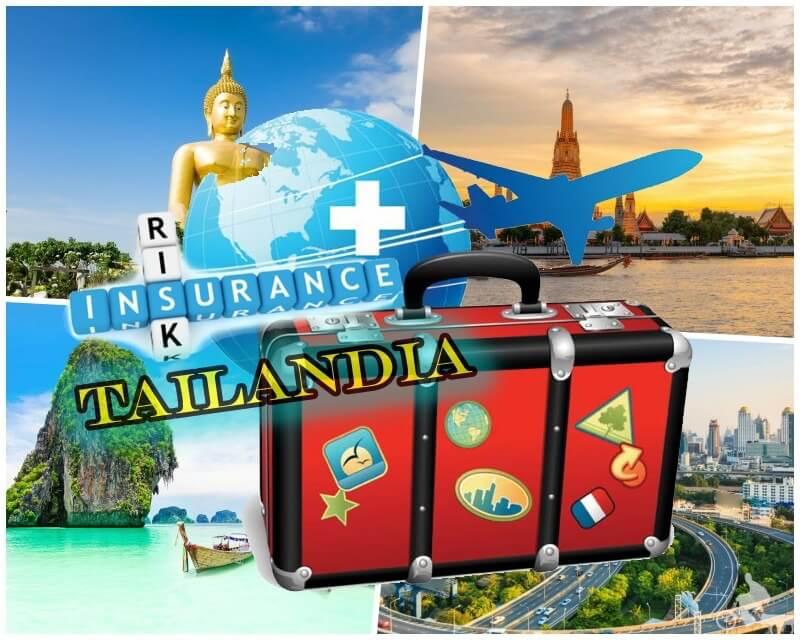 mejor seguro de viaje a Tailandia