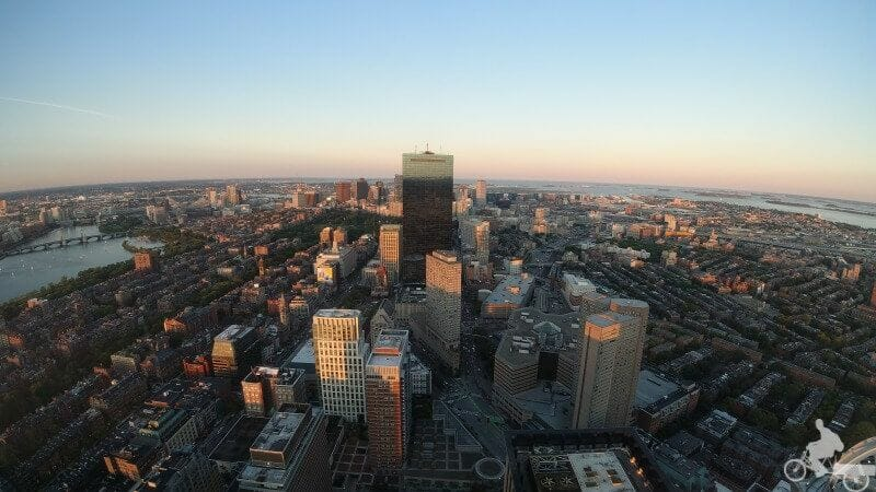 Boston en 360º
