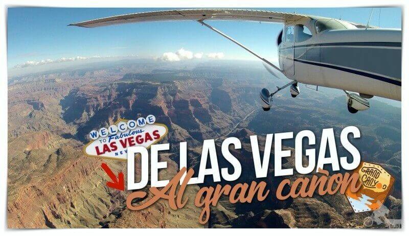 como ir de las Vegas al gran Cañón del Colorado
