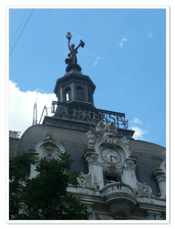 Av. Mayo Edificio la Prensa