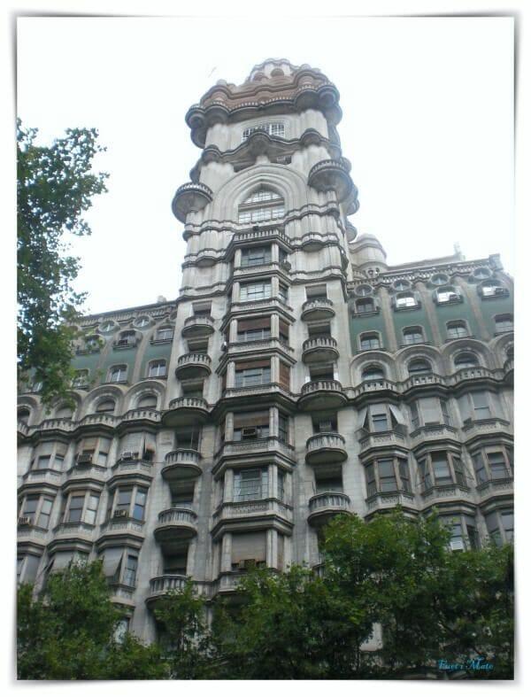 avenida de mayo - palacio barolo