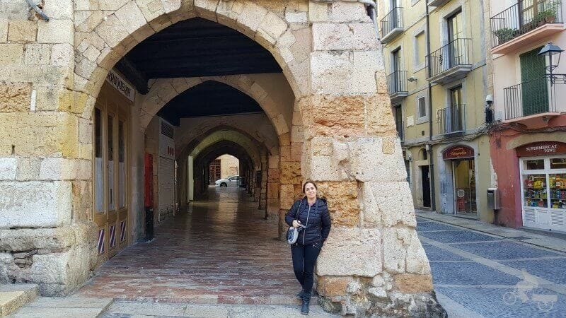 Voltes de la Mercería - Tarragona