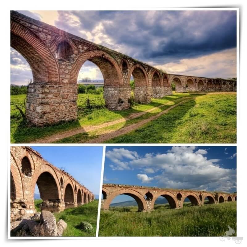 acueducto skopje - qué ver en Macedonia