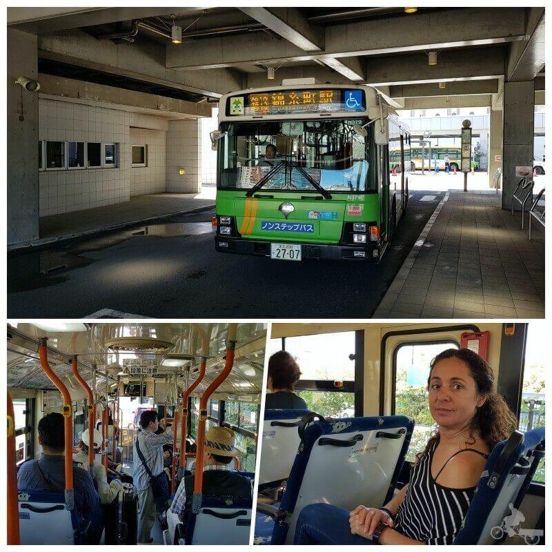 autobuses tokio