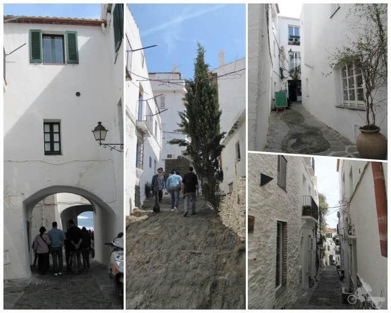 calles de Cadaques Girona