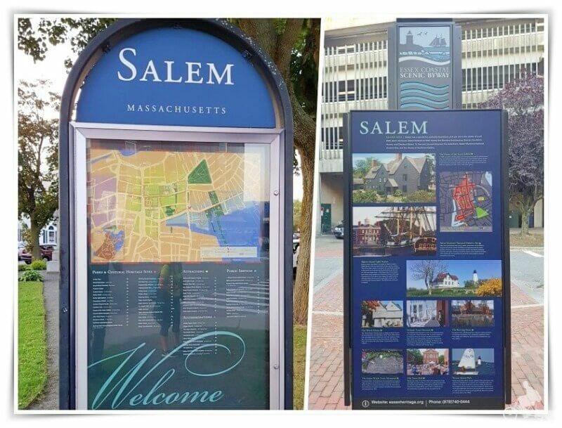 ciudad de Salem
