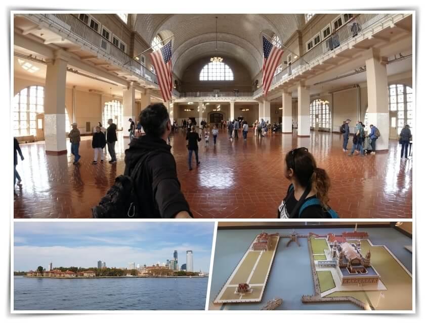 Ellis island New York - lugares que visitar en Nueva York