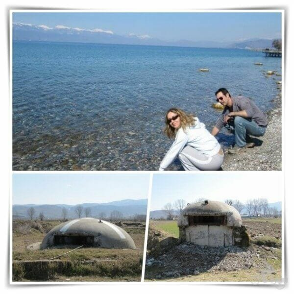 lago ohrid albania