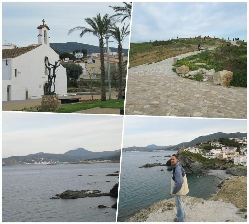 pueblo de llançà en Girona
