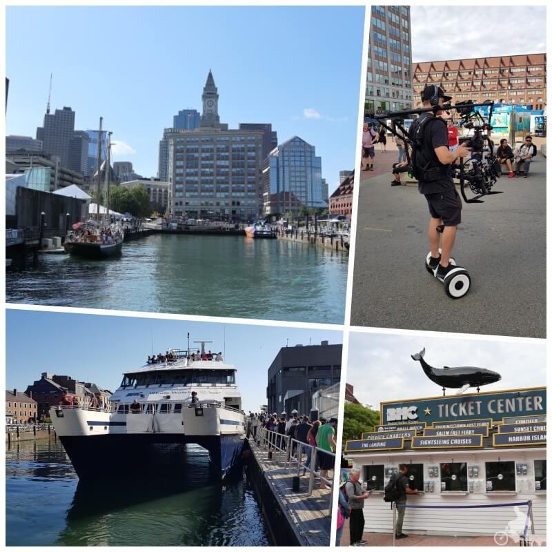 long wharf boston muelle