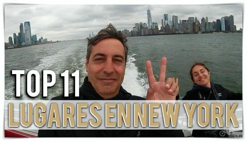 lugares para visitar en New York