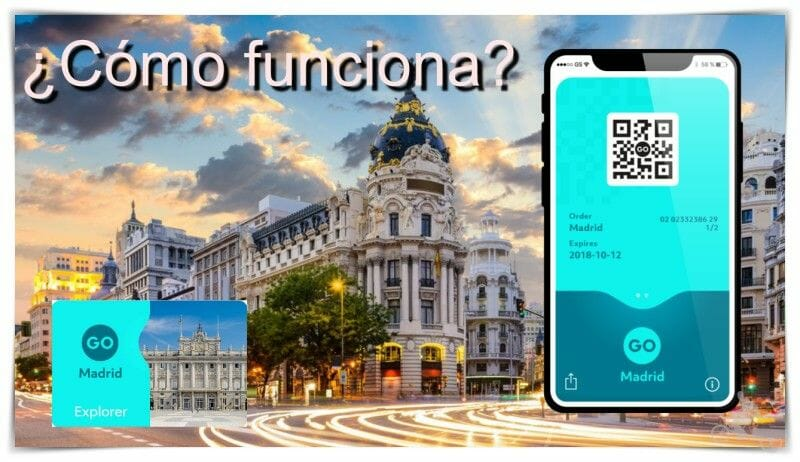 Go Madrid explorer pass opiniones