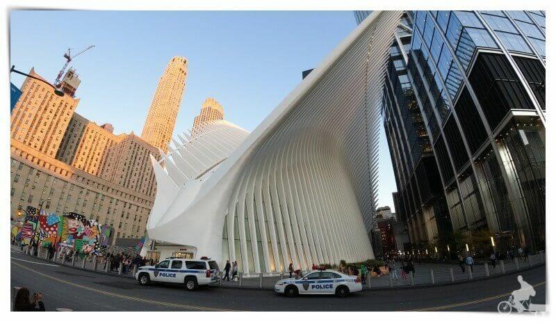 oculus wtc - mejores free tours en Nueva York