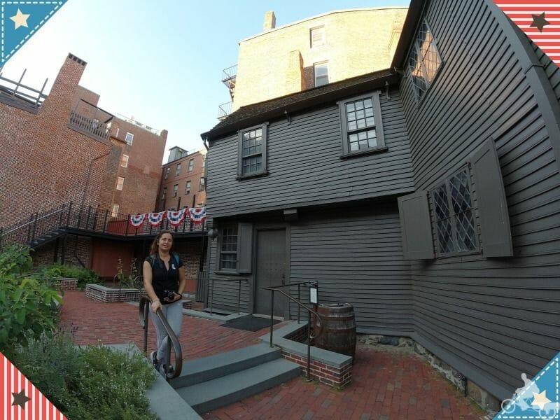 paul revere house de boston