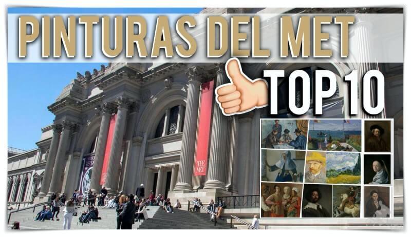 pinturas metropolitan museum mejores obras