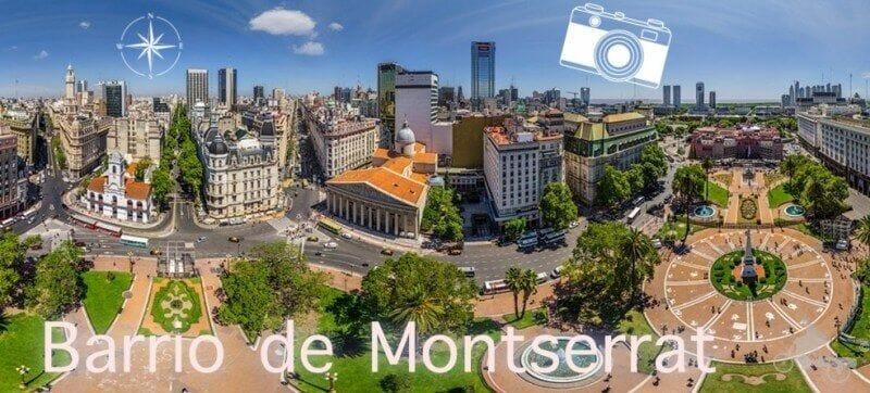 Qué ver en el barrio Montserrat Buenos Aires y San Nicolás