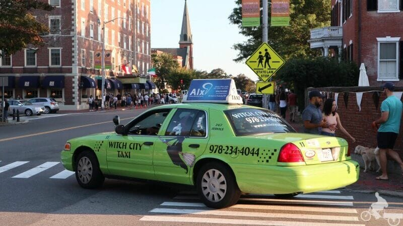 taxi de salem