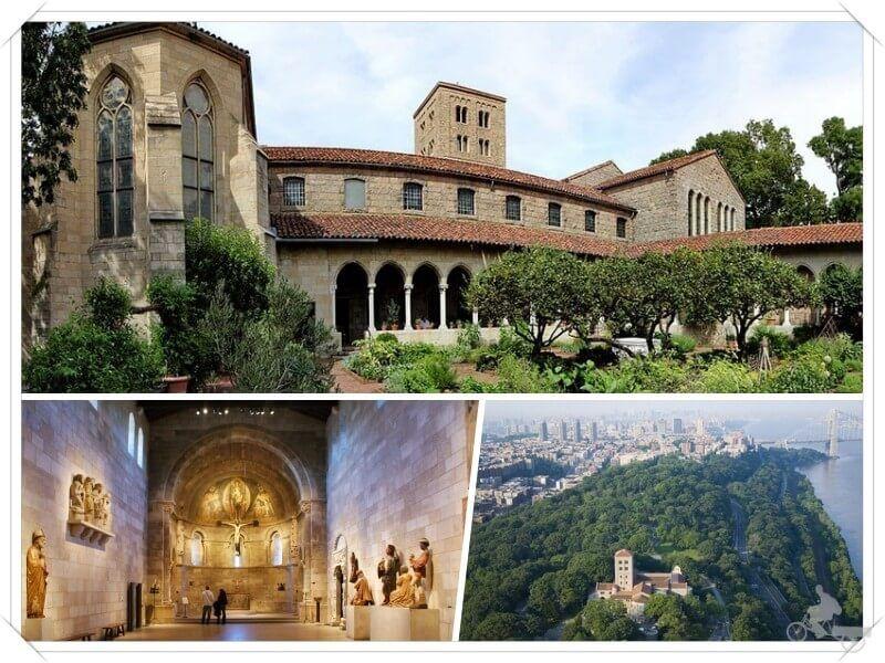 the cloisters de nueva york - visitar el Metropolitan museum