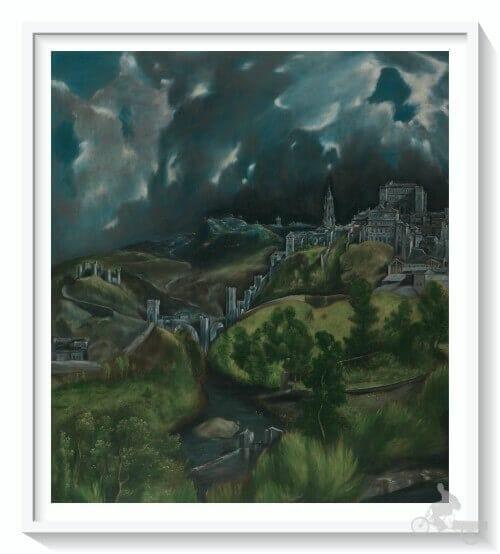 toledo del Greco - mejores obras del Metropolitan museum