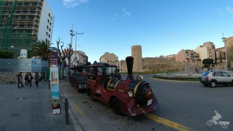 tren turístico - Tarracotren
