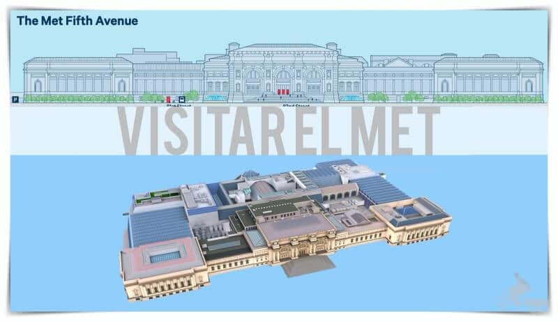 visitar el metropolitan museum de nueva york