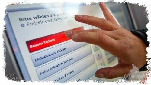Bayern Ticket comprar
