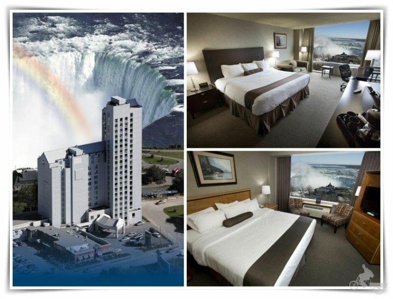 The Oakes Hotel Overlooking the Falls - hoteles con vistas a las Cataratas del Niágara